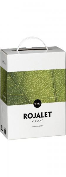 Rojalet Blanco BiB 3 Liter