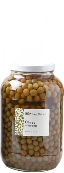 Arbequina Oliven 2,5 kg