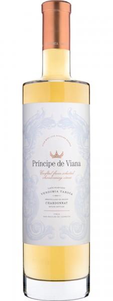Principe de Viana Chardonnay Vendimia Tardia
