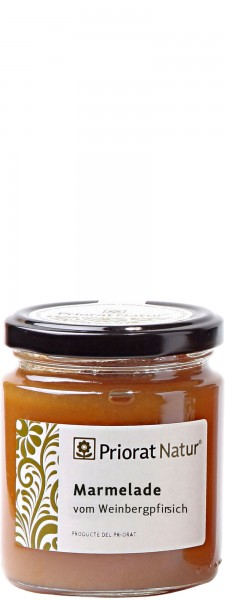 Marmelade vom Weinbergpfirsich 250g