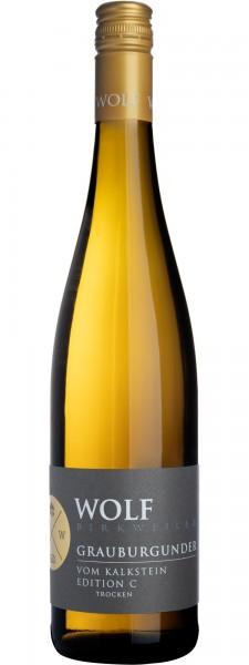 Weingut Wolf Grauer Burgunder Edition C
