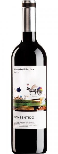 Consentido Monastrell Barrica