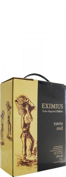 Eximius Tinto 3 Liter BIB