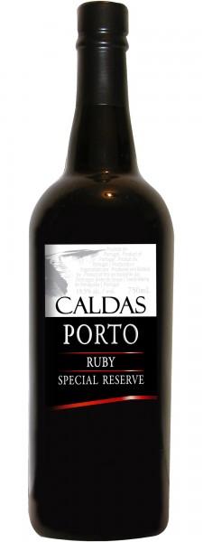 Porto Caldas Ruby Special Reserve