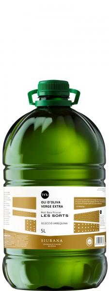 Les Sorts Extra Virgen 5 Liter